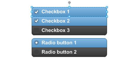 CheckboxRadioButton