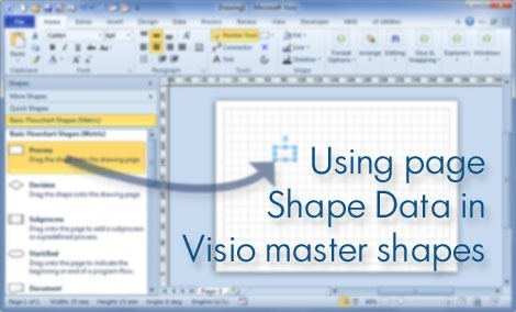 John Goldsmith's visLog: Using page Shape Data in Visio
