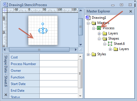 John Goldsmith's visLog: Using page Shape Data in Visio master shapes