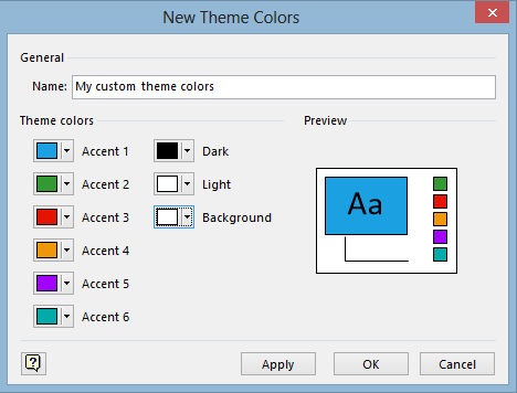 Visio2013CustomThemeColors