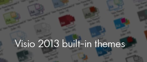 Visio2013BuiltInThemes