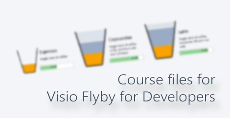 john goldsmiths vislog course files for visio flyby for developers on ch9 - Visio Course