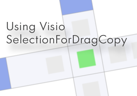 UsingVisioSelectionForDragCopy