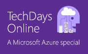 Tech Days Online Microsoft Azure Special
