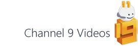 Channel 9 Videos
