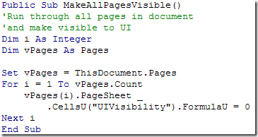 AllPagesVisibleCode